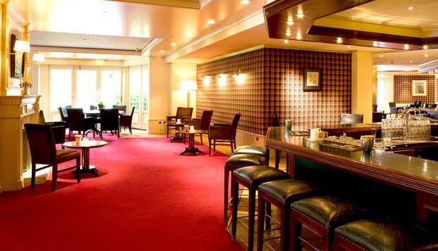 Fletcher Hotel-Restaurant Auberge De Kieviet - Bar