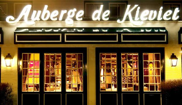 Fletcher Hotel-Restaurant Auberge De Kieviet - Front