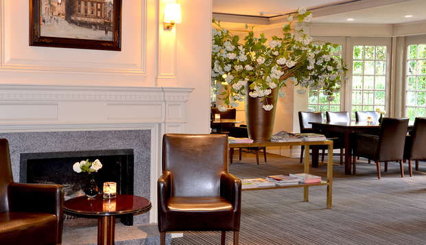 Fletcher Hotel-Restaurant Auberge De Kieviet - Lounge