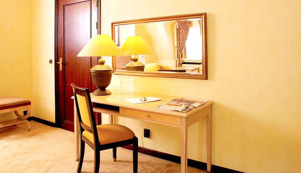 Fletcher Hotel-Restaurant Auberge De Kieviet - Room