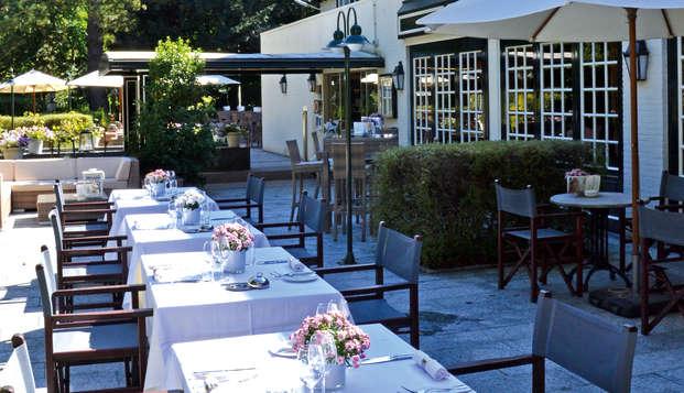 Fletcher Hotel-Restaurant Auberge De Kieviet - Terrace
