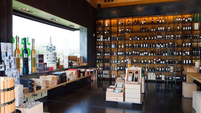 Experiencia Premium en el Mas la Boella: lujo, cata de aceites y visita a la bodega