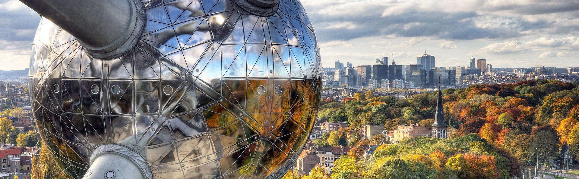 Citytrip à Bruxelles et visite de l'Atomium