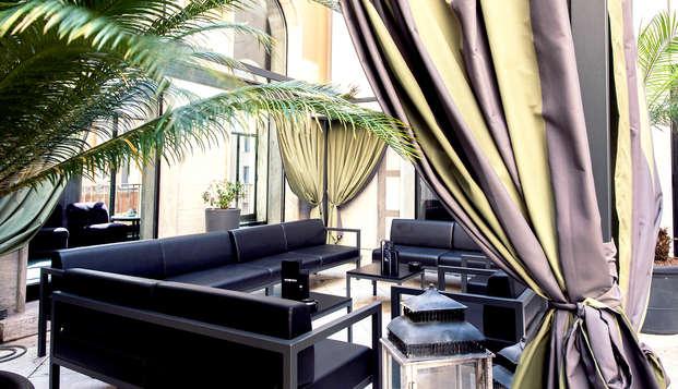 Séjour de charme dans un beau palais à Rome (à partir de 3 nuits)