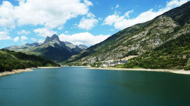 Desconecta en pareja en plena naturaleza del Pirineo Aragones