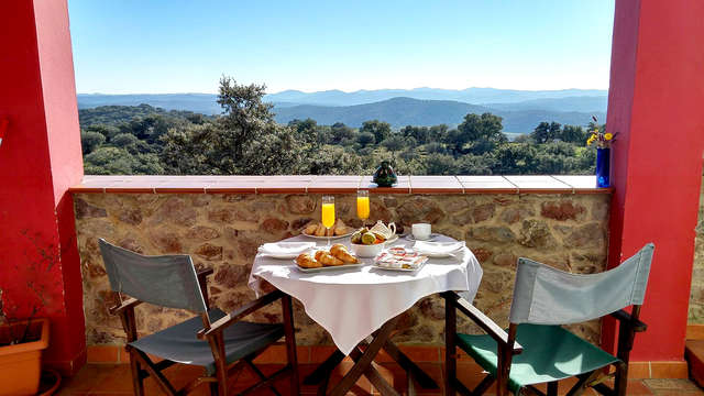 Naturaleza & relax: escapada en la Sierra de Aracena, Huelva
