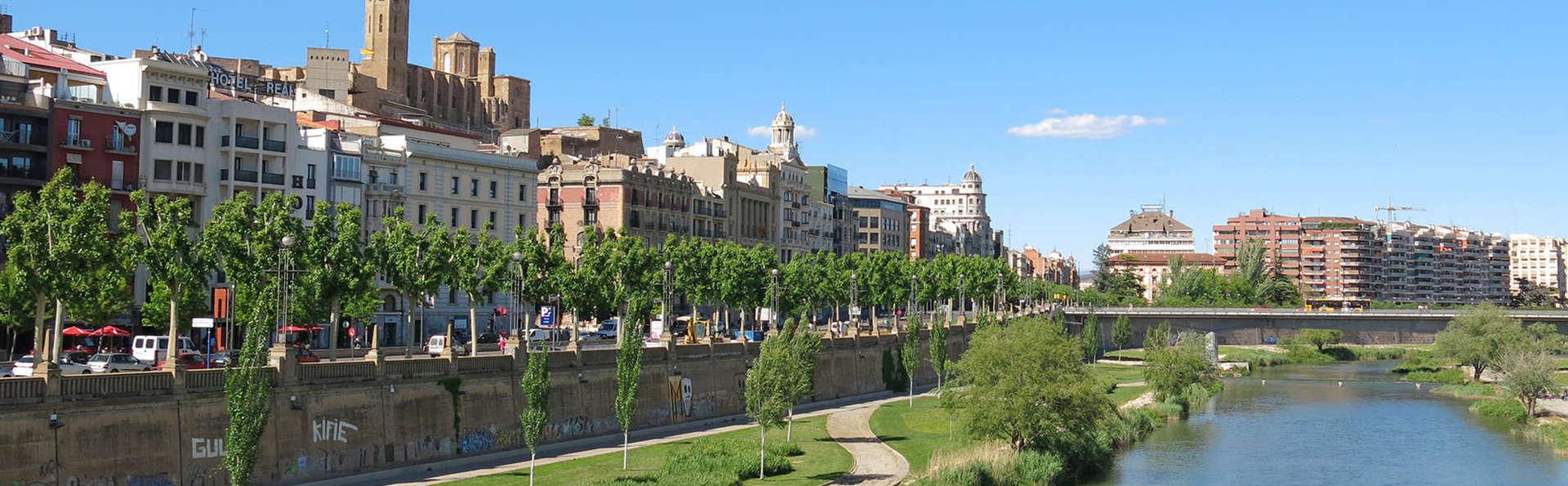 Week-end dans un hôtel rural plein de charme près de Lleida