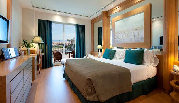 Hotel Las Arenas Balneario Resort - deluxe