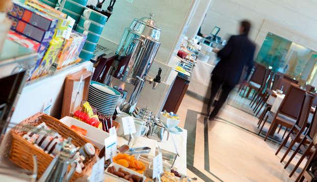 Hotel Las Arenas Balneario Resort - desayuno