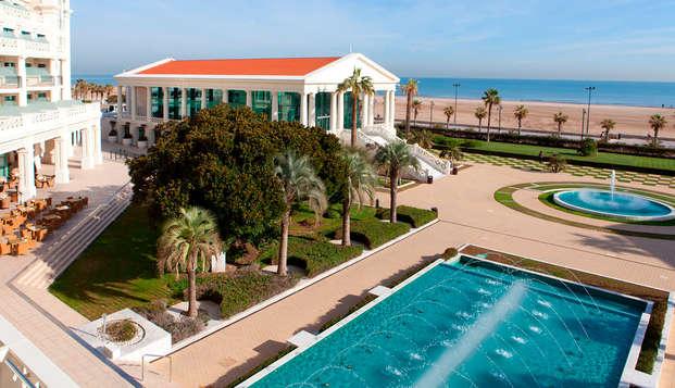 Hotel Las Arenas Balneario Resort - exteriores