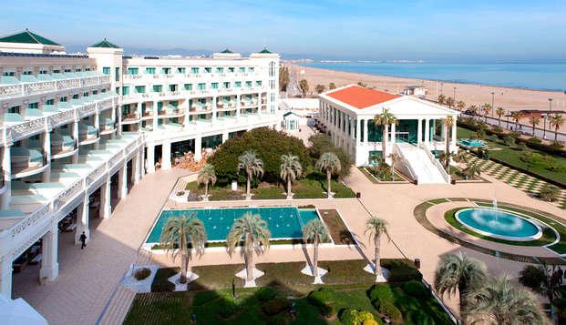 Hotel Las Arenas Balneario Resort - vista