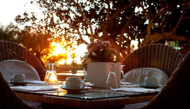 Hotel Las Arenas Balneario Resort - terraza