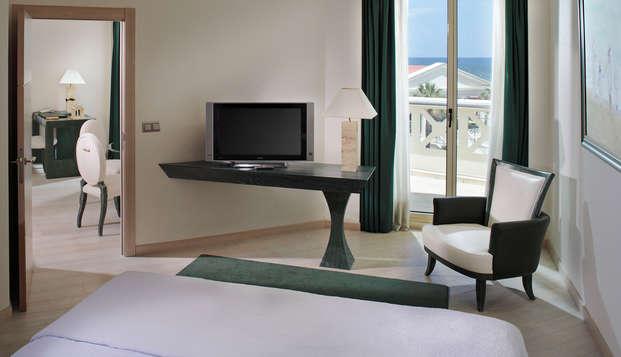 Hotel Las Arenas Balneario Resort - SUITE HABITACION