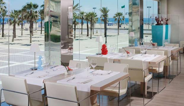 Hotel Las Arenas Balneario Resort - restaurante