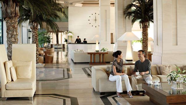Hotel Las Arenas Balneario Resort - recepction lobby