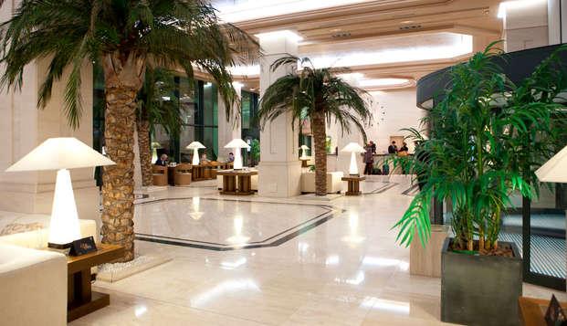Hotel Las Arenas Balneario Resort - lobby
