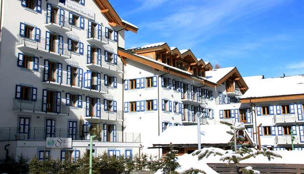 Week-end détente au pied du Mont-Blanc, à Vallorcine