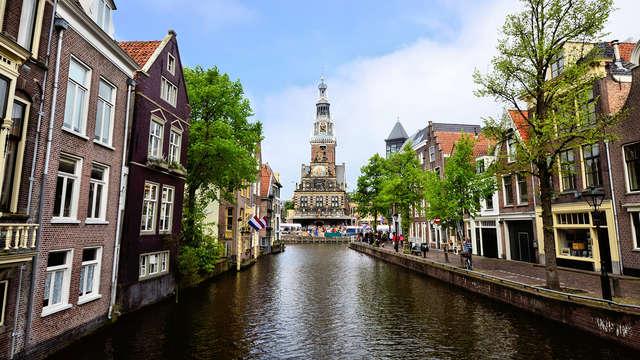 Verblijf in alle comfort dichtbij Alkmaar