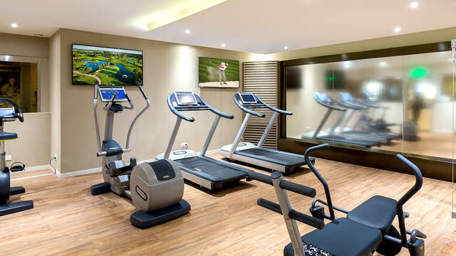Hotel Barriere Le Gray d Albion Cannes - Gym