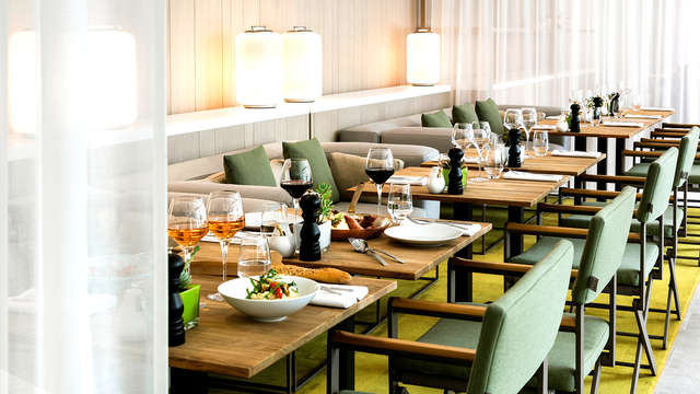 Hotel Barriere Le Gray d Albion Cannes - Restaurant