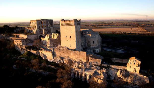 Week-end à Arles avec entrées à l'Abbaye de Montmajour