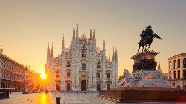 Dos noches en un romántico hotel de 4 * en Milán