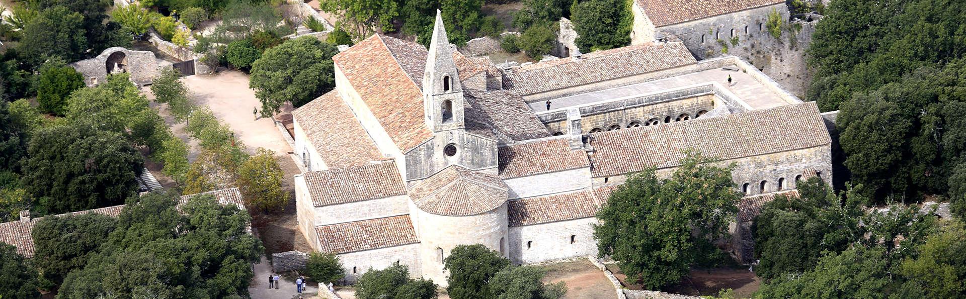 Week-end dans le Var avec visite de l'Abbaye de Thoronet