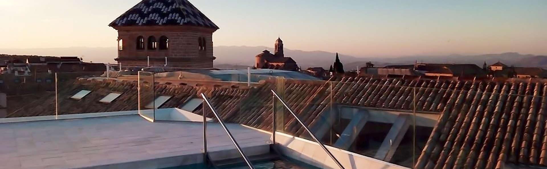Détente 5* : séjour à Úbeda dans un palais de la Renaissance et circuit thermal de luxe