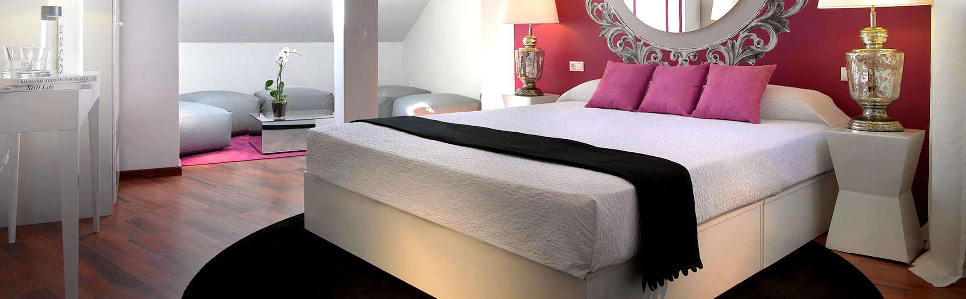 Spécial détente avec accès au spa dans un hôtel au centre de Grenade