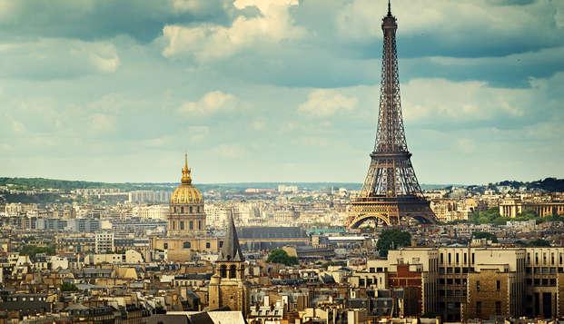 Encanto en París con habitación doble Clásica