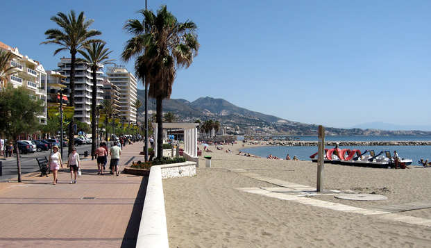 Reposez-vous sur la Costa del Sol près de Malaga