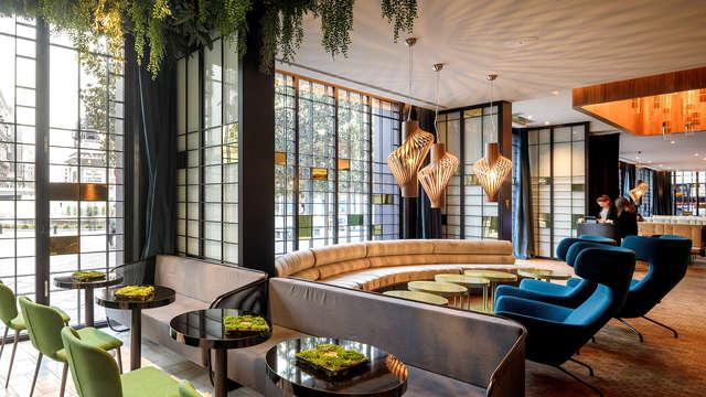 Escápate a este Hotel 4* en el centro de Granada y disfruta del tour guiado para descubrir la ciudad