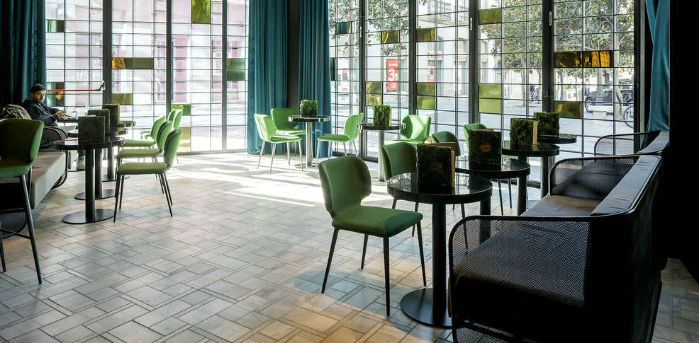 Week end h tels design grenade avec 1 acc s au spa pour 2 for Hotel design andalousie