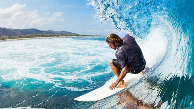 Escapada en la Costa Verde con Clase de Surf