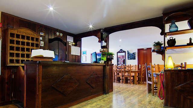 Hotel La Posada de Broto