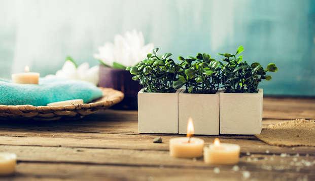 Relájate en un Palacio 5* en Úbeda con desayuno y acceso al spa incluidos