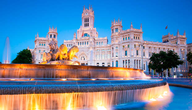 Escapada cerca de Madrid
