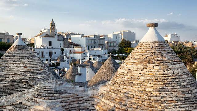 Superbe hôtel et emplacement idéal à Alberobello