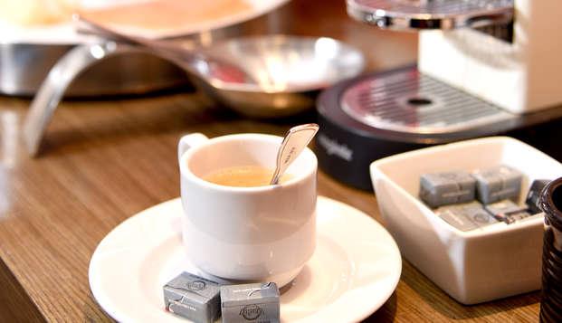 Best Western Plus Hotel La Joliette - Coffe