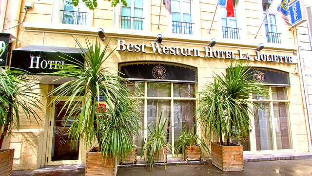 Best Western Plus Hotel La Joliette - Front