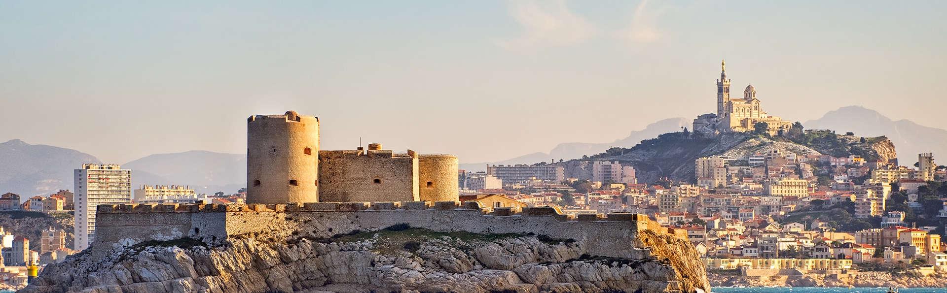 Week-end de charme à Marseille