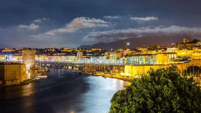 Escapade bien-être et touristique à Marseille