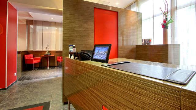Best Western Plus Hotel La Joliette - Reception