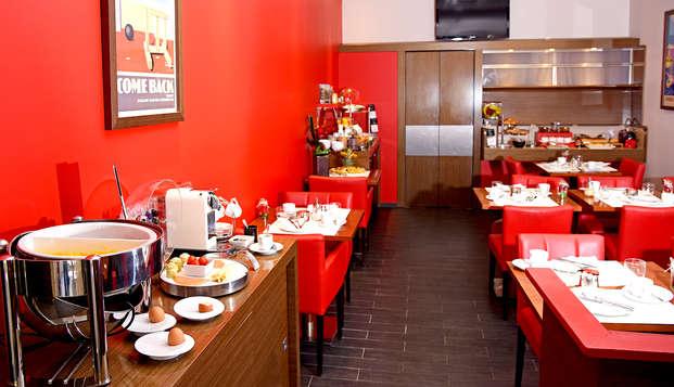 Best Western Plus Hotel La Joliette - Restaurant