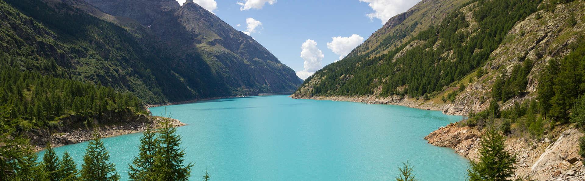 Offre de 4 nuits à la montagne, aux pieds du Mont- Blanc