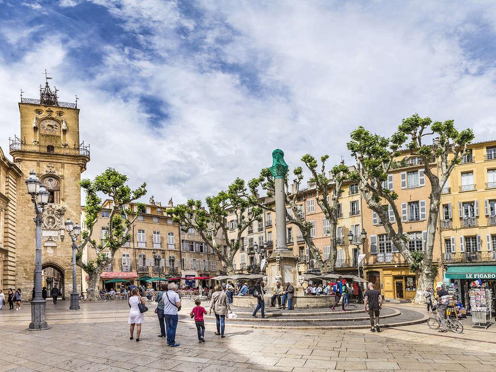 Séjour Aix-en-Provence - Découvrez la belle Aix-en-Provence en chambre double Prestige  - 3*