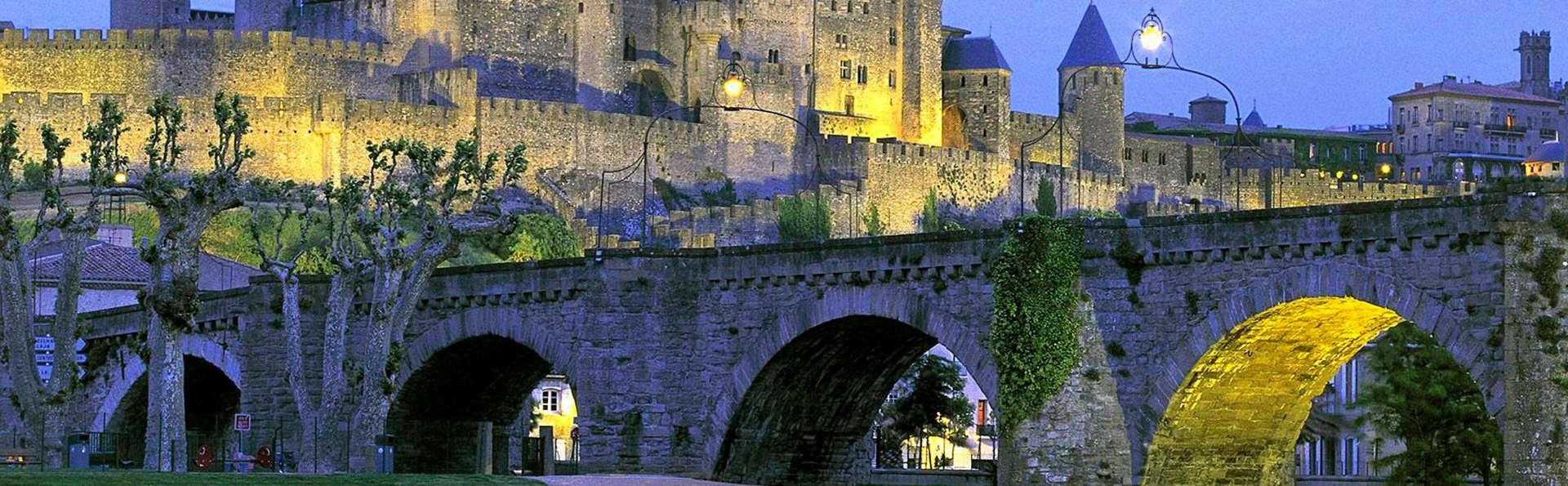 Dernière Minute : Weekend à Carcassonne
