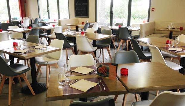 Oferta especial: escapada con cena en Carcasona