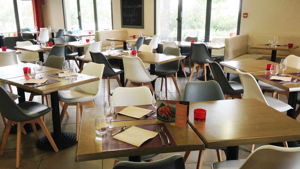 Kyriad Carcassonne Aéroport - EDIT_restaurant1.jpg
