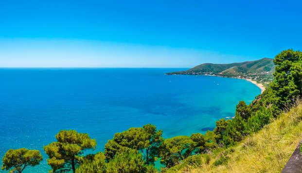 Weekend in tranquillità vicino a Salerno